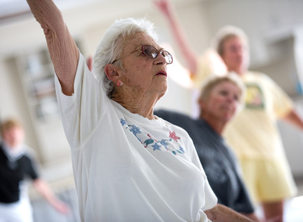 Active Seniors Balance Class