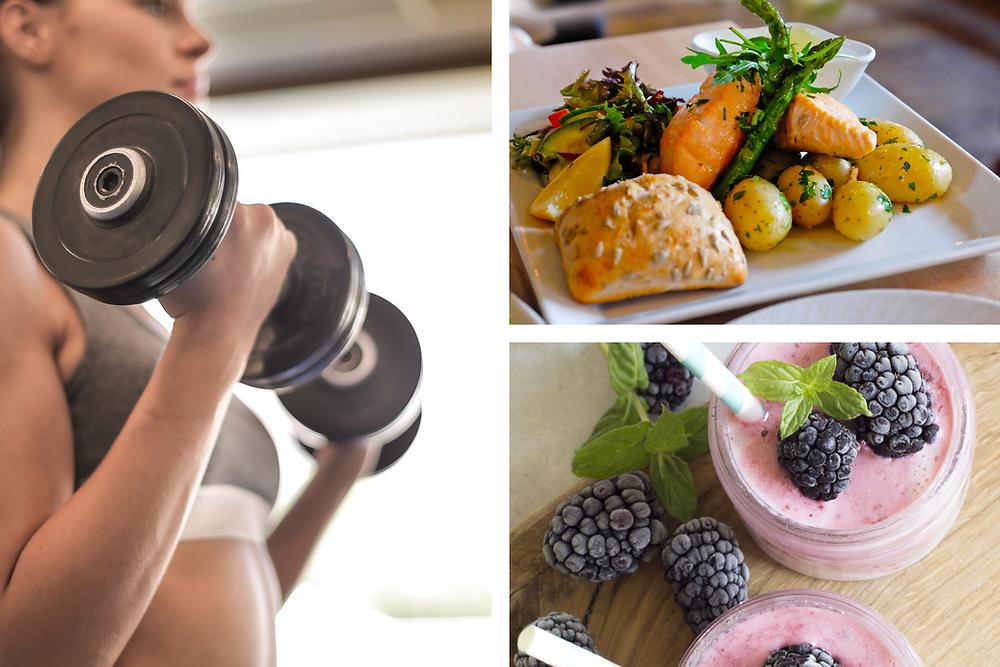 co jeść przed treningiem, posiłek przedtreningowy, Holi Diet Ada Śledziewska www.holi-diet.pl