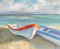 'Boats on Break'
