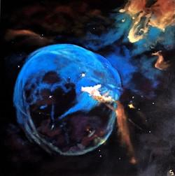 'Bubble Nebula'