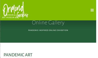2020_04_09 Ormond Museum virtual exhibit