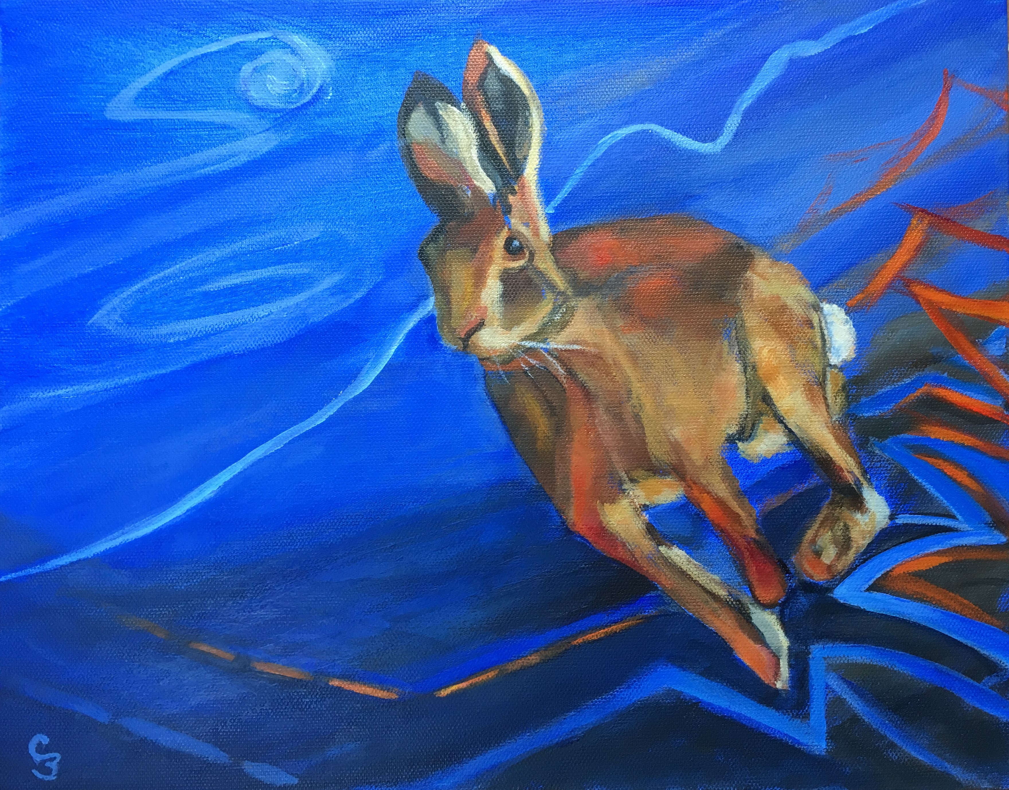 'Hare On Fire'