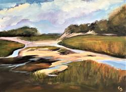 'Salt Marsh Serenity'