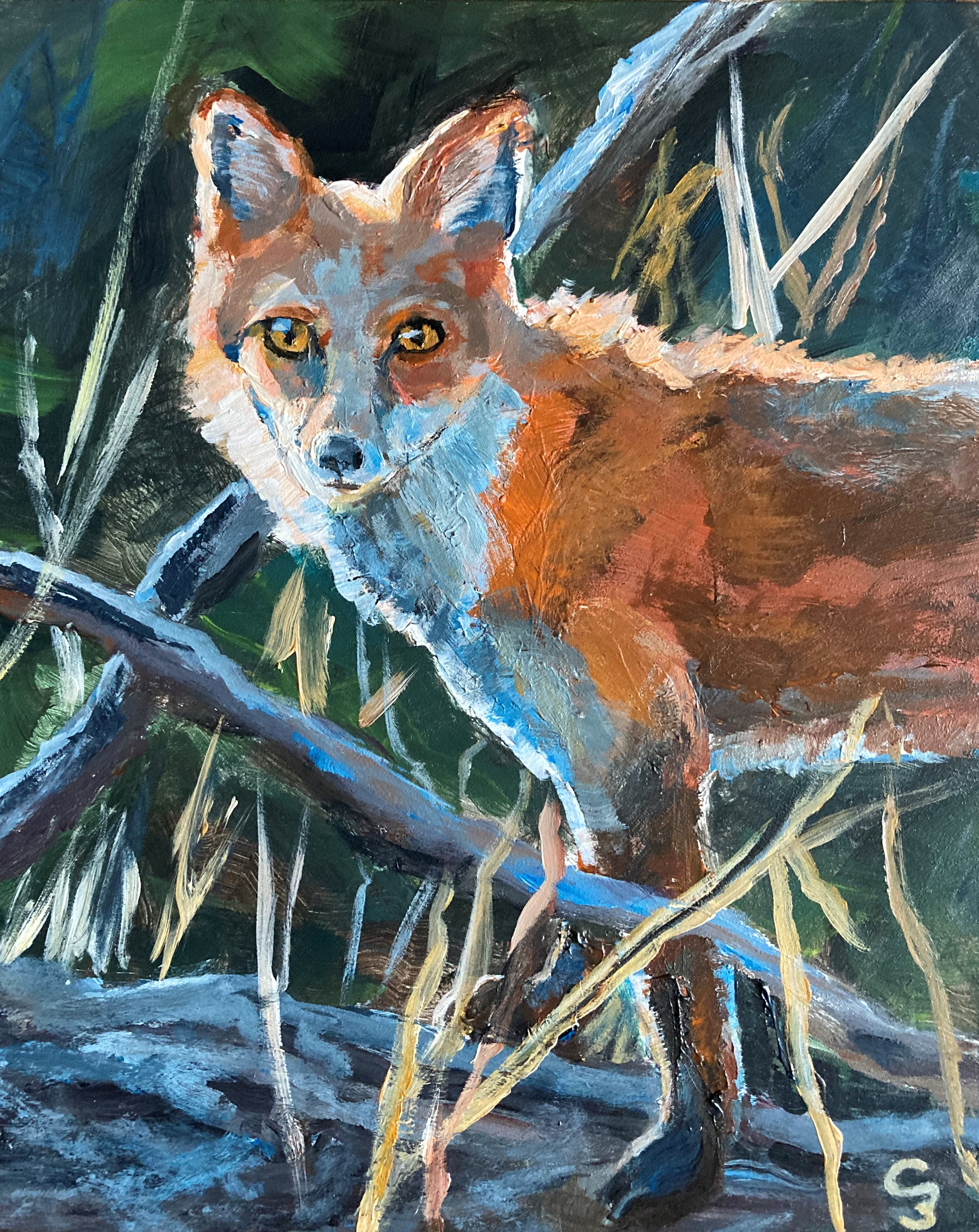 'Foxfire'