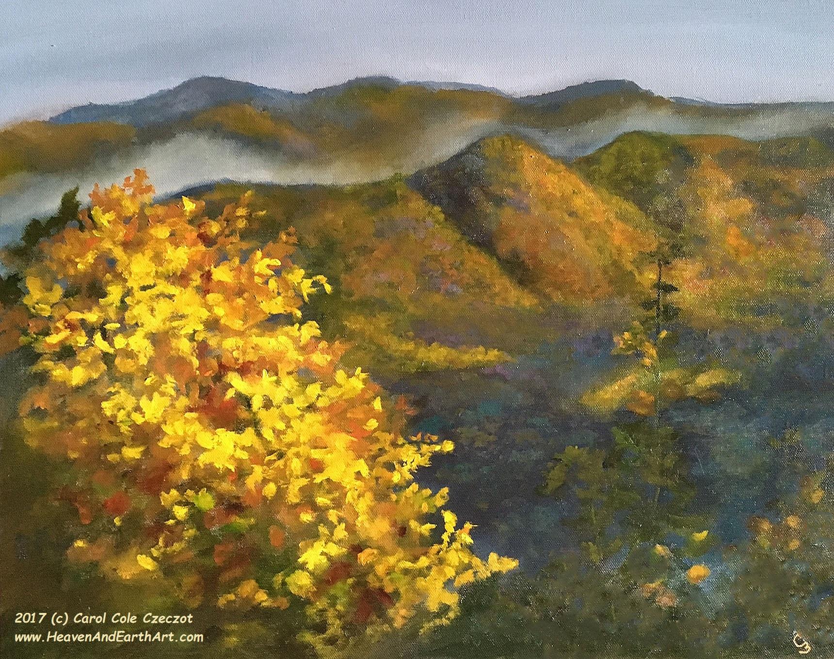 'Autumn Idyll'