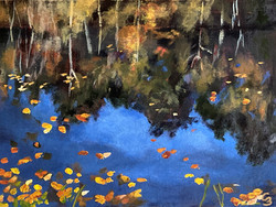 'Pond Farewell'