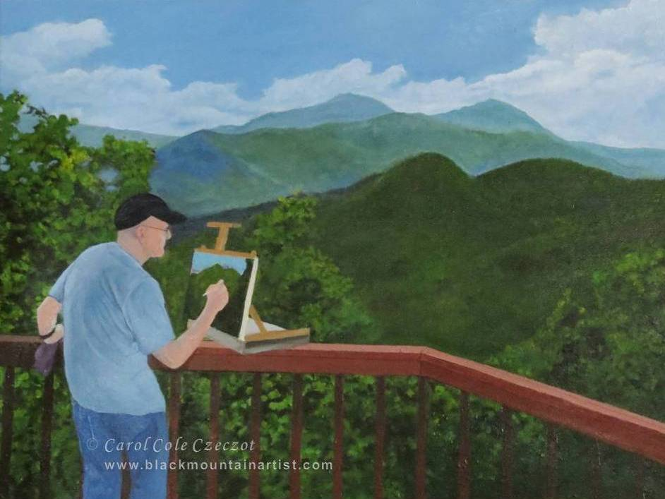 'Plein Air Painter'