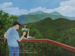 'Plein Air Painter'