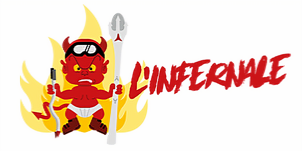 L'infernale  -  COURSE ANNULEE !