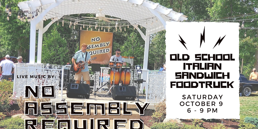 Live Music by No Assembly Required
