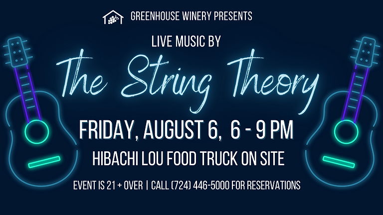 Live Music by The String Theory