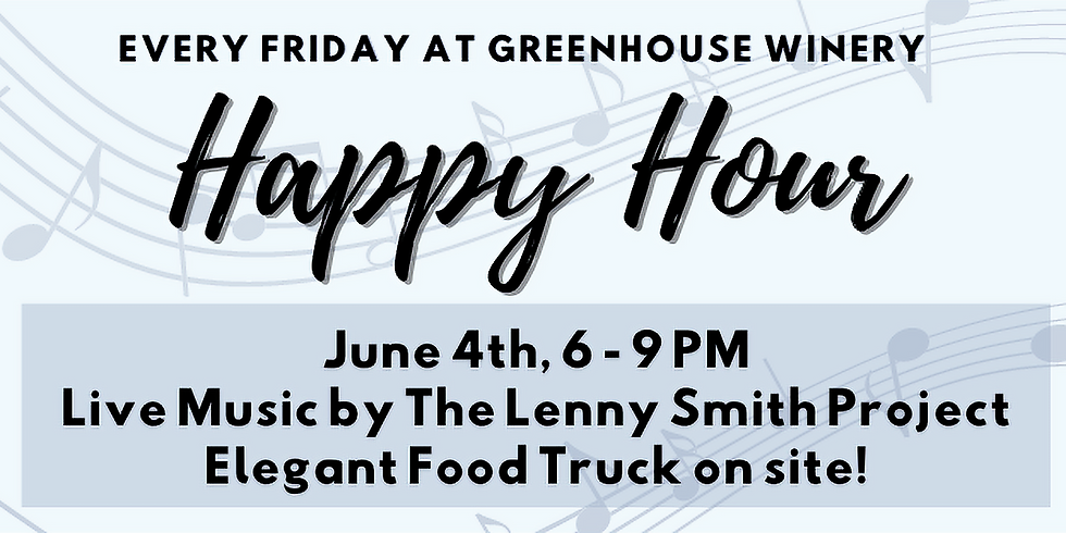 Live Music - Lenny Smith Project