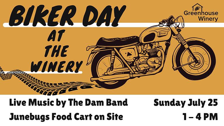 Biker Day w/ The Dam Band