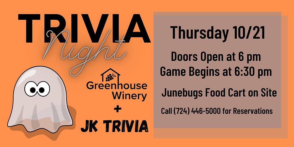 Trivia Night with JK Trivia