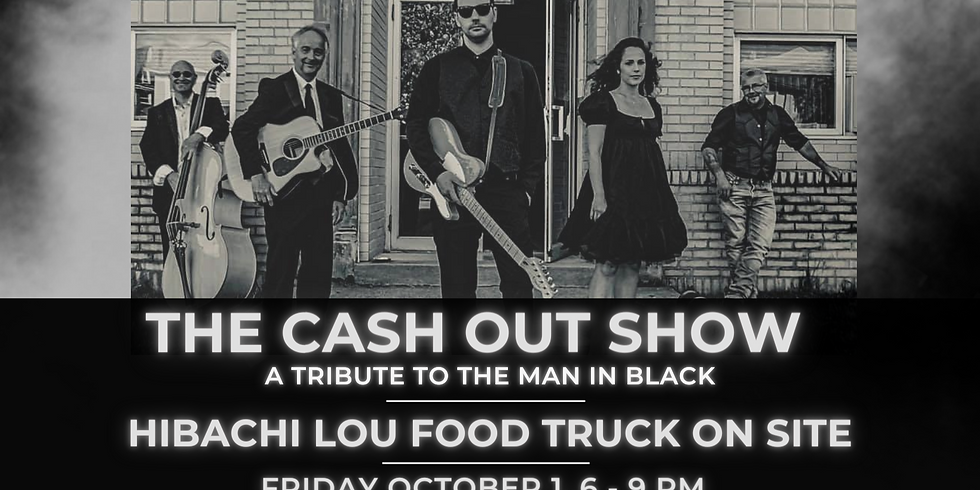 Live Music by The Cash Out Show