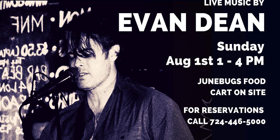 Live Music by Evan Dean
