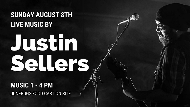 Live Music by Justin Sellers