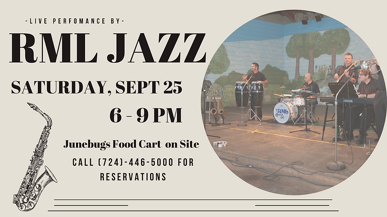 Live Music by RML Jazz