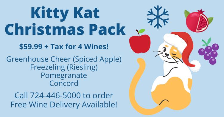 Kitty Kat Christmas Pack