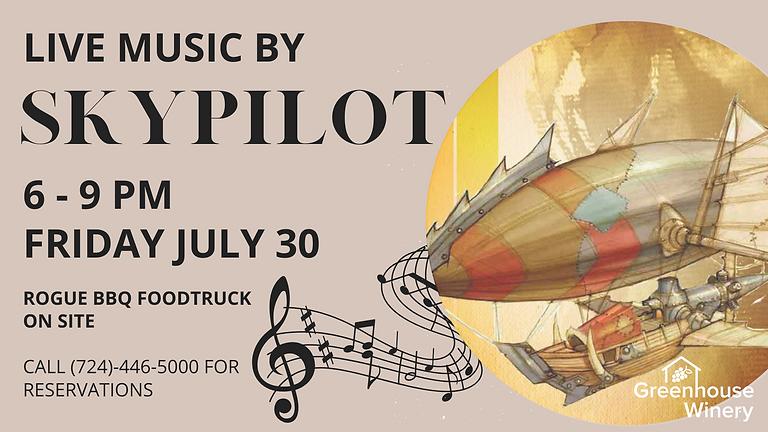 Live Music by Skypilot