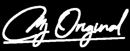 Logo Mj Original blanco