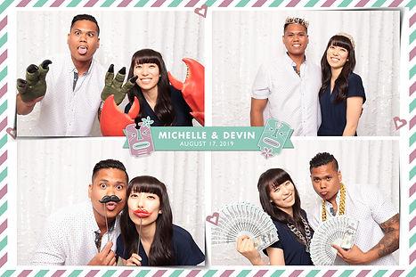 Michelle & Devin Print Out