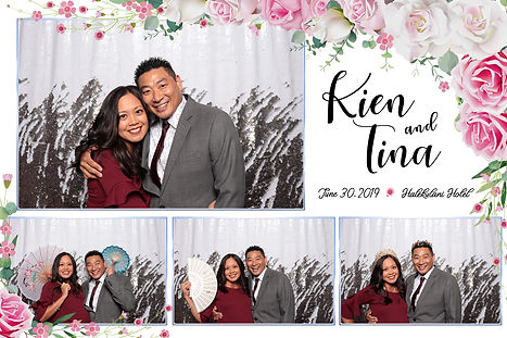 TINA&KIEN Print Out