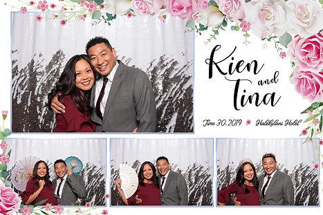 TINA&KIEN Print Out