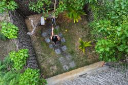 Outdoor Nature Shower