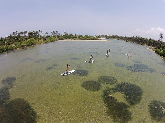 Standup Paddle SUP Sri Lanka