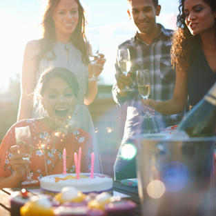 Cumpleaños y más