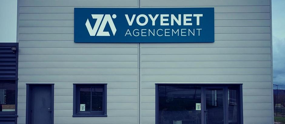 ENSEIGNE - Voyenet Agencement