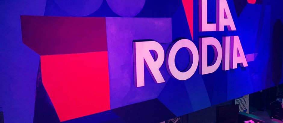 ENSEIGNE - La Rodia