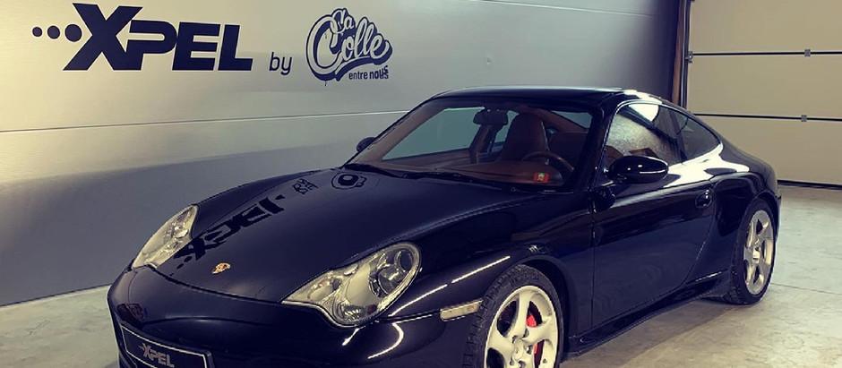PROTECTION DE CARROSSERIE XPEL - Porsche 996 Carrera 4S coupé