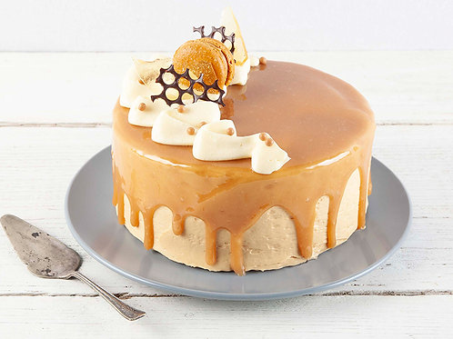 Deliciously Honeycomb Caramel