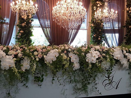 Stunning wedding themes