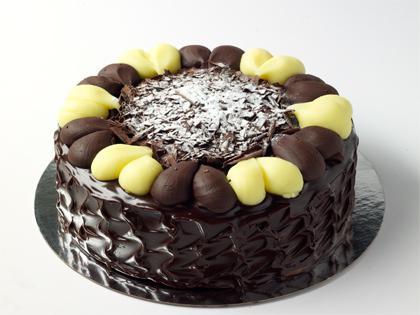 "7"" Chocolate Ripple Cake"