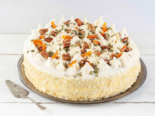 Bugsy Carrot Cake