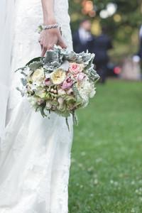 Pink & White wedding bouquets Melbourne