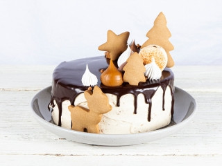 """7"""" Caramel Cookie Forest"""