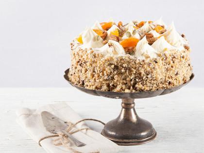"""7"""" Carrot Cake"""