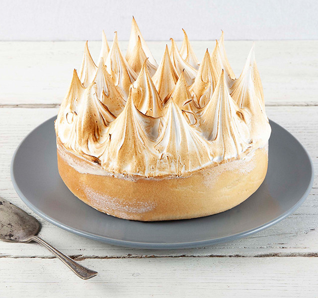 "7"" Lemon Meringue Cake"