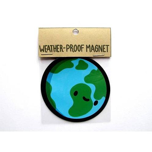 Earth Weatherproof Magnet