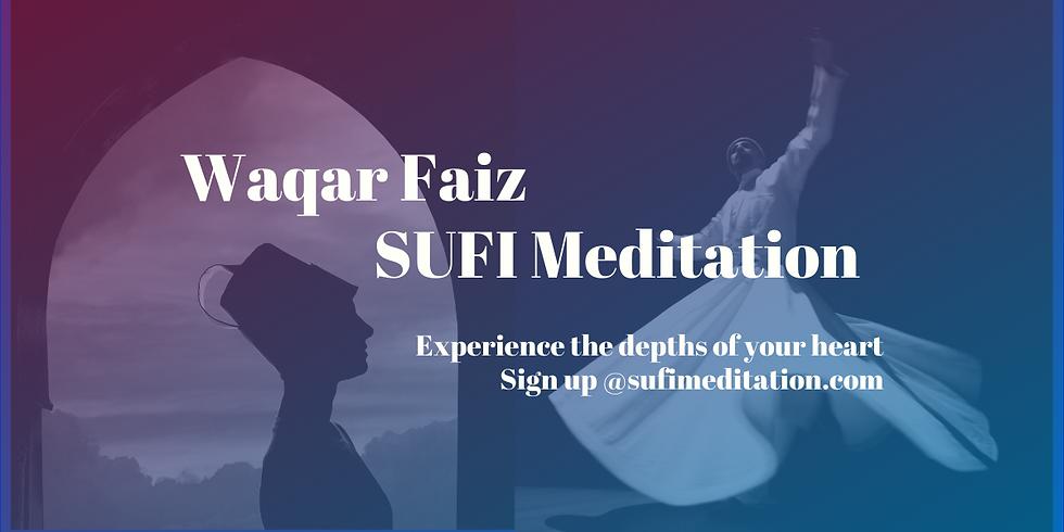 USA | Waqar Faiz Sufi Meditation