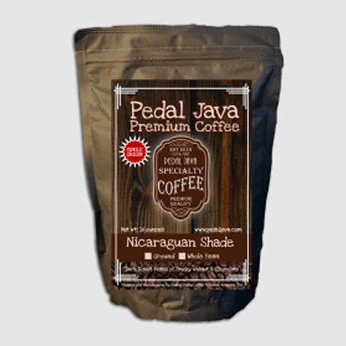 Nicaraguan Shade Coffee by Pedal Java