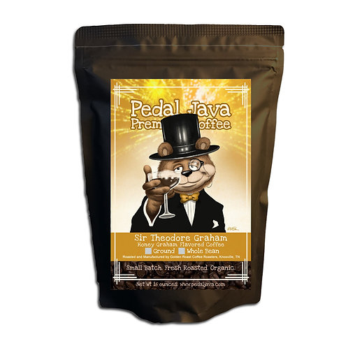 Sir Theodore Graham Coffee by Pedal Java