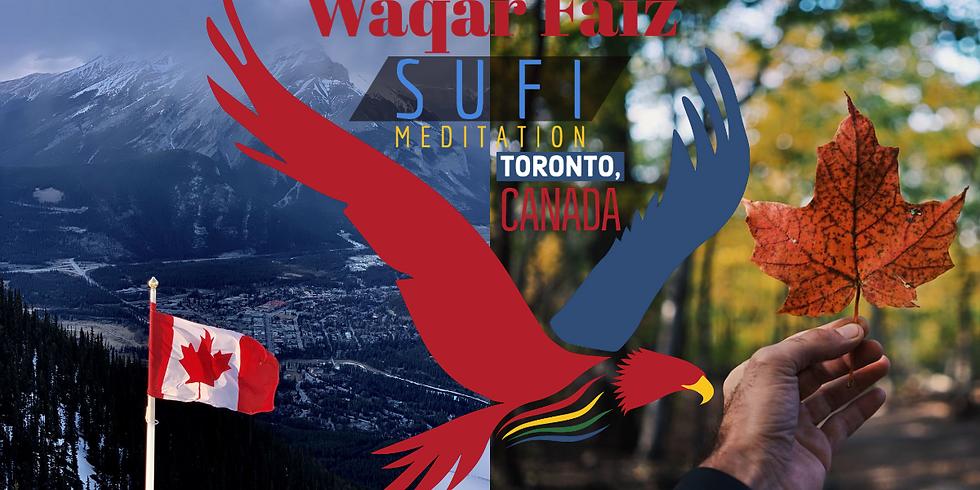 Toronto, CANADA | Waqar Faiz Sufi Meditation