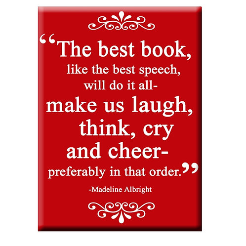 Best Book Magnet