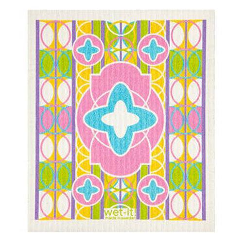Moroccan Pastel Wet-It Swedish Dish Cloth
