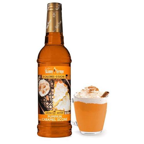 Sugar Free Pumpkin Caramel Scone Syrup